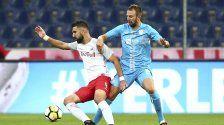 CL-Quali: Salzburg nur mit 1:1 gegen Rijeka