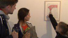 Hörbranz: Kunst im Abbruchhaus