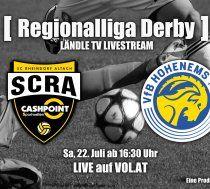 Regionalliga West Derby LIVE