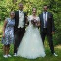 Hochzeit von Michelle Thurnher und Simon Schäffler