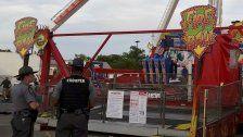 18-Jähriger stirbt bei Unfall auf US-Volksfest
