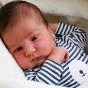 Geburt von Novak Zelenovic am 22. Juli 2017