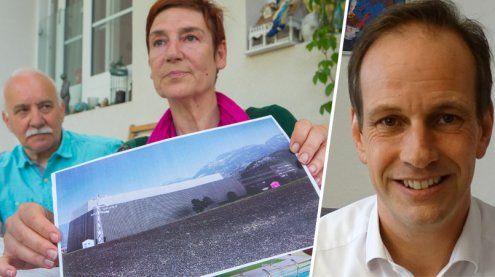 Hohenems: Anrainer wehren sich weiter gegen Grass-Neubau