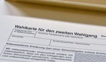 Wahlkarten: Druckerei zahlt Schadenersatz