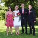 Hochzeit von Laura Lach und Michael Brandstädter