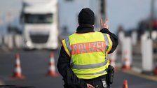 Herrmann zieht Bilanz der Grenzkontrollen