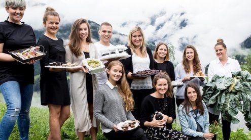 Vorarlberger Mundart: Kochen mit elf Ländle-Foodbloggern