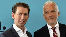 Liste Kurz: Josef Moser kandidiert auf Platz 3