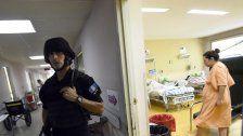 Gefangenenbefreiung aus Klinik endet blutig