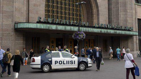Messerattacke in Turku: Angreifer tötet 2 Menschen - 6 Verletzte