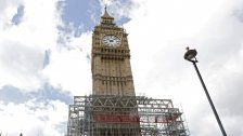 Big Ben wird bis 2021 nicht mehr schlagen
