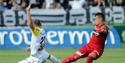 Altach mit Punktgewinn bei Aufsteiger LASK - 0:0 in Pasching