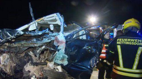 Westautobahn: Geisterfahrer verursacht schweren Unfall auf A1