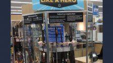 Walmart empört mit Waffen-Werbung
