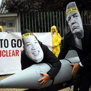 Nordkorea droht Japan und USA mit Einsatz von Atombombe