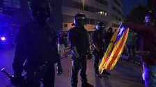 Politiker in Katalonien wurde festgenommen