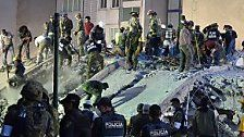 Erdbeben Mexiko: Zahl der Todesopfer gestiegen