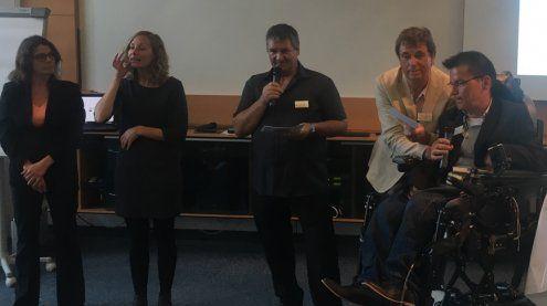 Live: Wahl-Veranstaltung für Menschen mit Behinderungen
