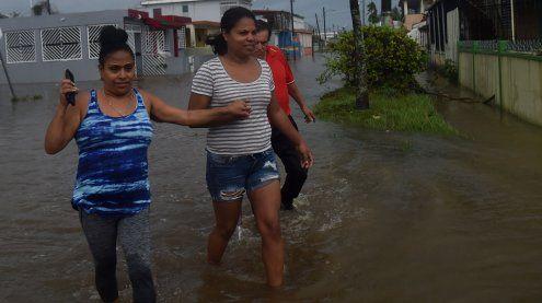 """""""Eine zerstörte Insel"""": Hurrikan """"Maria"""" verwüstet Puerto Rico"""