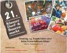 21. Dorf- und Bauernmarkt