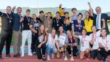 Gold und Silber für die Bregenzer Handballer