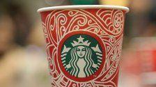 Müll-Möbel bei Starbucks