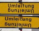 Verkehrsbehinderungen auf der L 190 zwischen Dornbirn und Lauterach