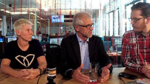 Walser und Tschallener von den Grünen im VOL.AT-Livetalk