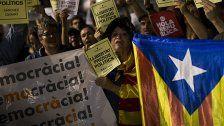 Haft für Anführer der Unabhängigkeitsproteste