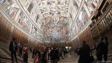 Klage gegen Vatikanische Museen wegen Gedränge