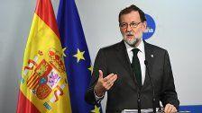 Katalonien: Spanien berät über Maßnahmen