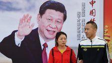"""Onkel Xi"": Totale Überwachung in China"
