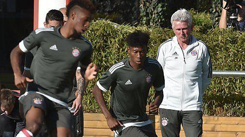 """Bayern hofft in der Champions League auf den """"Jupp-Effekt"""""""