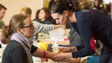 """""""Geben für Leben"""" bittet dringend um Spenden"""