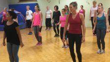 Zumba-Boom: Vollgas der Ladies in Altenstadt