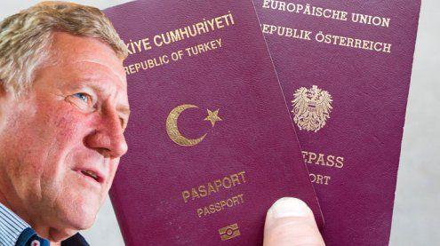 40 Doppelstaatsbürger werden überprüft– 6 Pässe abgenommen