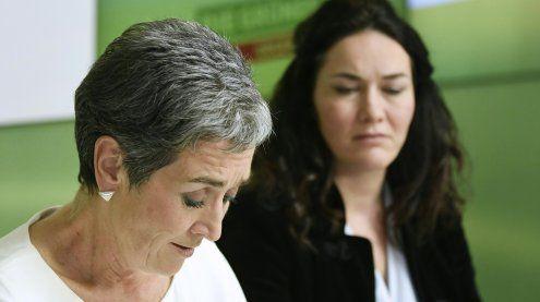 Die Grünen: Lunacek und Felipe treten zurück, Kogler übernimmt