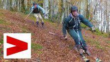 Ganz ohne Schnee: Skifahren mal anders