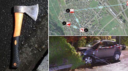 Beil-Amoklauf: Täter (17) schrieb von Gewalt an Kleinkindern