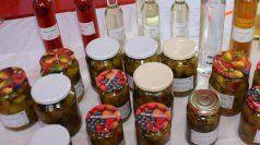 Bauernmarkt mitfeinen Spezialitäten