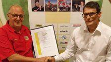 Neuer Präsident für Rollstuhlclub ENJO