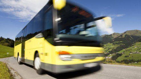 Bregenzerwald: Alkoholisierter Busfahrer aus Verkehr gezogen