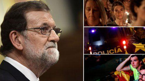 Katalonien-Krise: Spanien wird Barcelona-Regierung entmachten