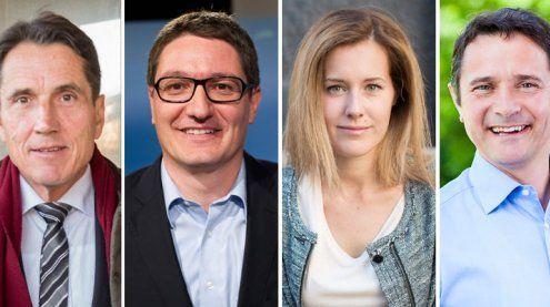 Diese sieben Vorarlberger dürfen in den Nationalrat einziehen